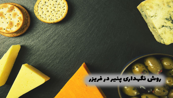روش-نگهداری-پنیر-در-فریزر